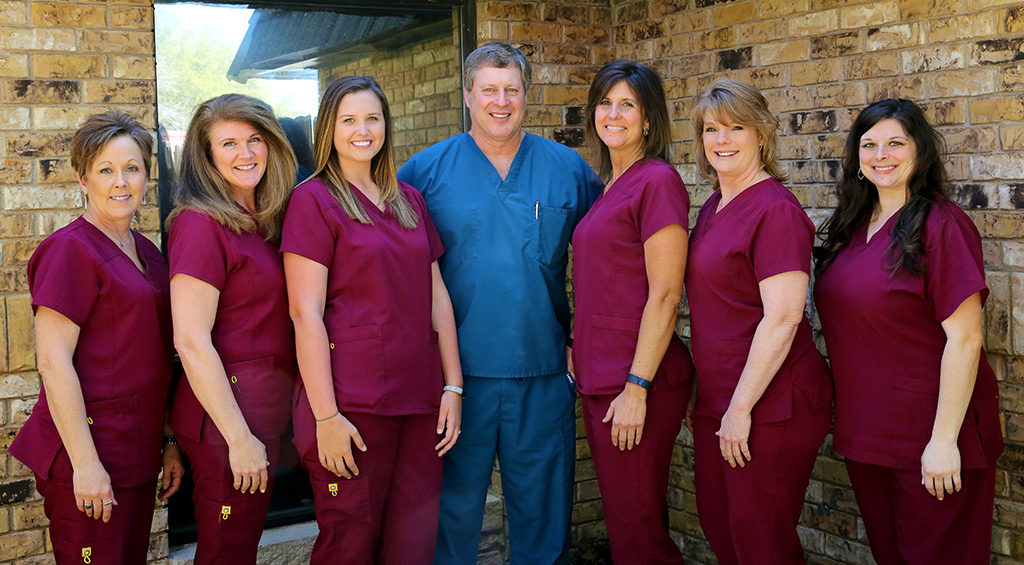 Dental Center of Belton staff